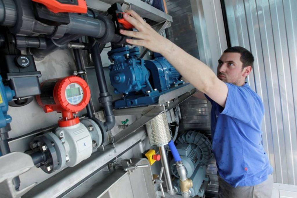 обслуживание канализации зданий в Минске